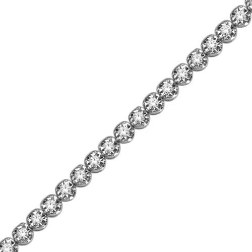 Ultimate Value® 2.00 CT. T.W. Diamond Bracelet In 10K Gold