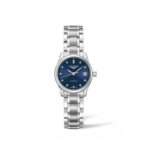 The Longines Master Collection 25mm Blue Dial Automatic