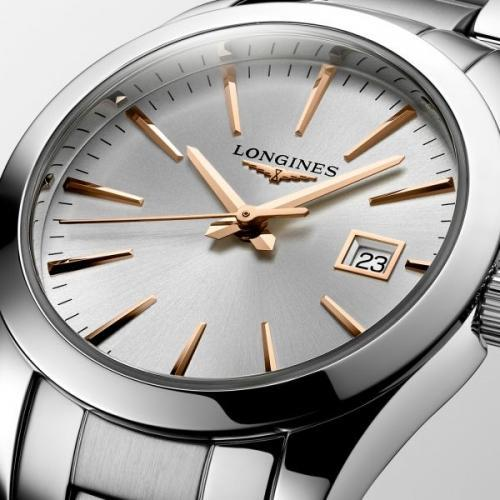Conquest Classic 29mm Stainless Steel