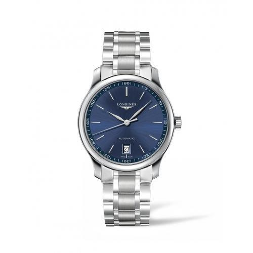 The Longines Master Collection 38mm Blue Dial Automatic