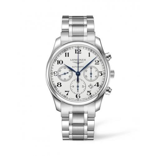 The Longines Master Collection 42mm Chronograph