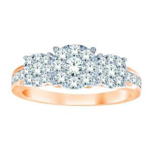 Everlasting Love® 1 1/2 CT.T.W Diamond  Ring in 10K Gold