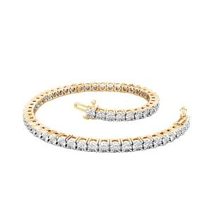 Ultimate Value® 2.00 CT.T.W. Diamond Bracelet in 10K Gold