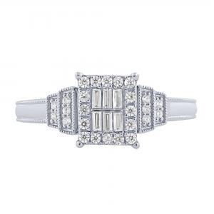 Ultimate Value® 1/5 CT.T.W. Diamond Ring in 10K Gold