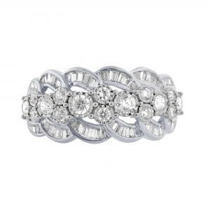 3/4 CT. T.W. Diamond Ring In 14K Gold