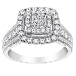 Ultimate Value® 1.00 CT.T.W. Diamond Lady's Ring in 10K Gold