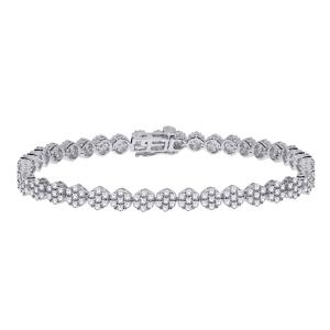 Ultimate Value® 3.00 CT.T.W. Diamond Bracelet in 10K Gold