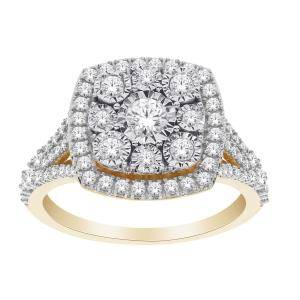 Ultimate Value® 3/4 CT.T.W. Diamond Ring in 10K Gold