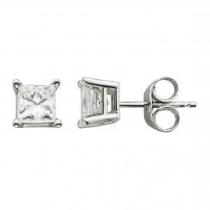 0.15CT. T.W. Ultimate Value® DIAMOND PCS SOLITAIRE STUDS IN 14K GOLD
