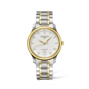 The Longines Master Collection 38mm Stainless Steel/Gold Cap 200 Automatic