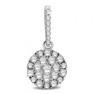 Ultimate Value® 1/2 CT. T.W. Diamond Pendant In 10K Gold